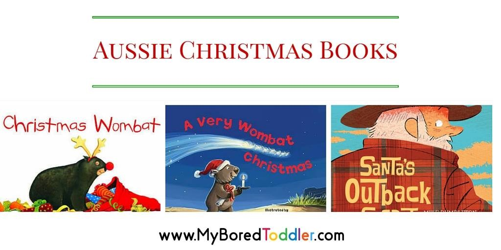 Aussie Christmas Books