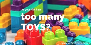 Do your kids have too many toys?