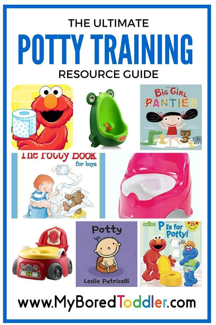 how to start potty training resource guide