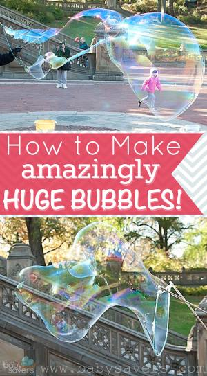summer toddler activities bubble solution