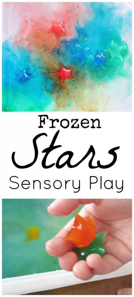 summer toddler activity sensory play