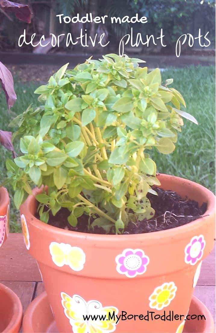 plant pots pinterest