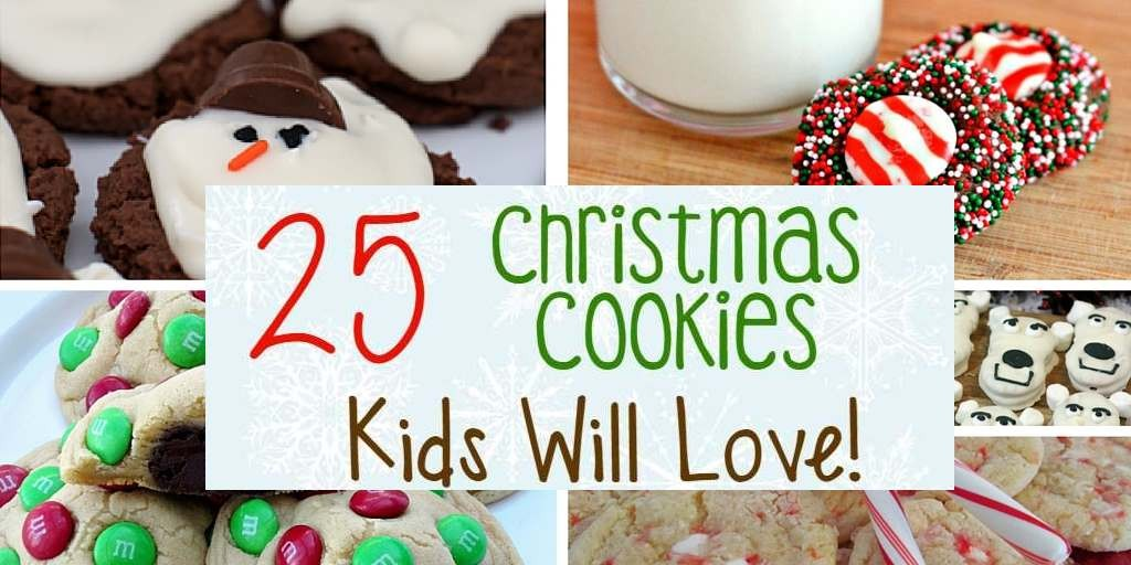 Christmas Cookies Kids Will Love