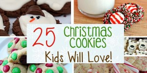 Christmas Cookies Kids Will Love