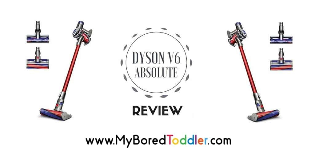 Dyson V6 Absolute Review feature