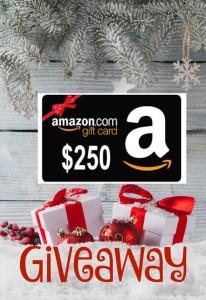 Win a $250 Amazon Gift Voucher