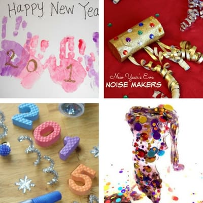 new year eve activities for toddlers 4