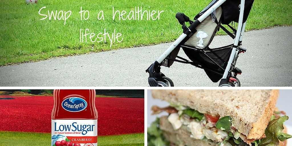Swap to a healthier lifestyle