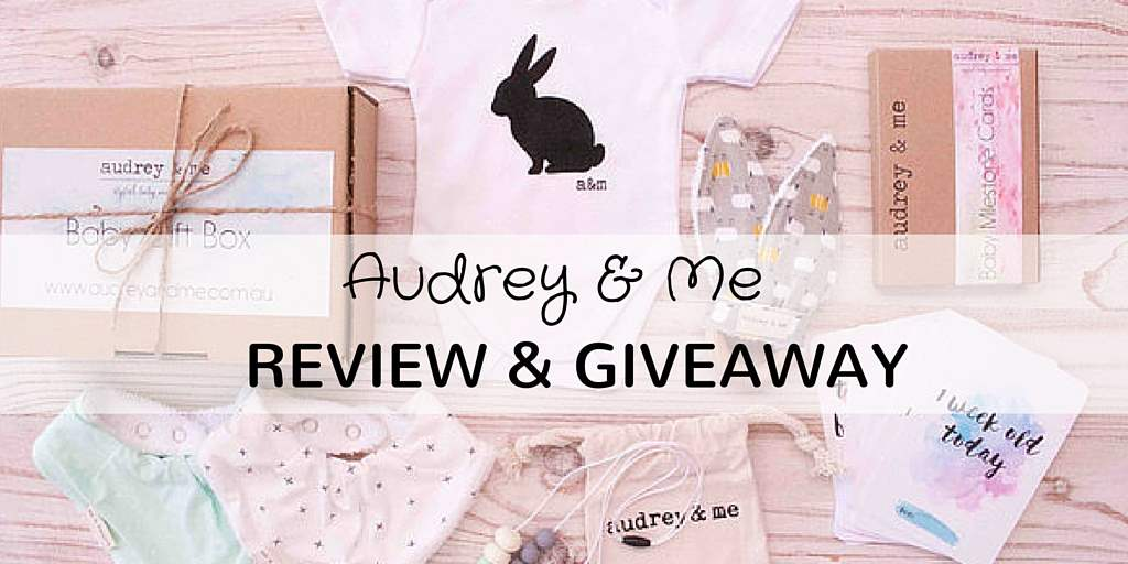 Audrey & Me Review & giveaway feature