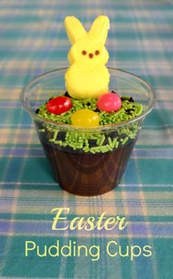 Ester pudding cups