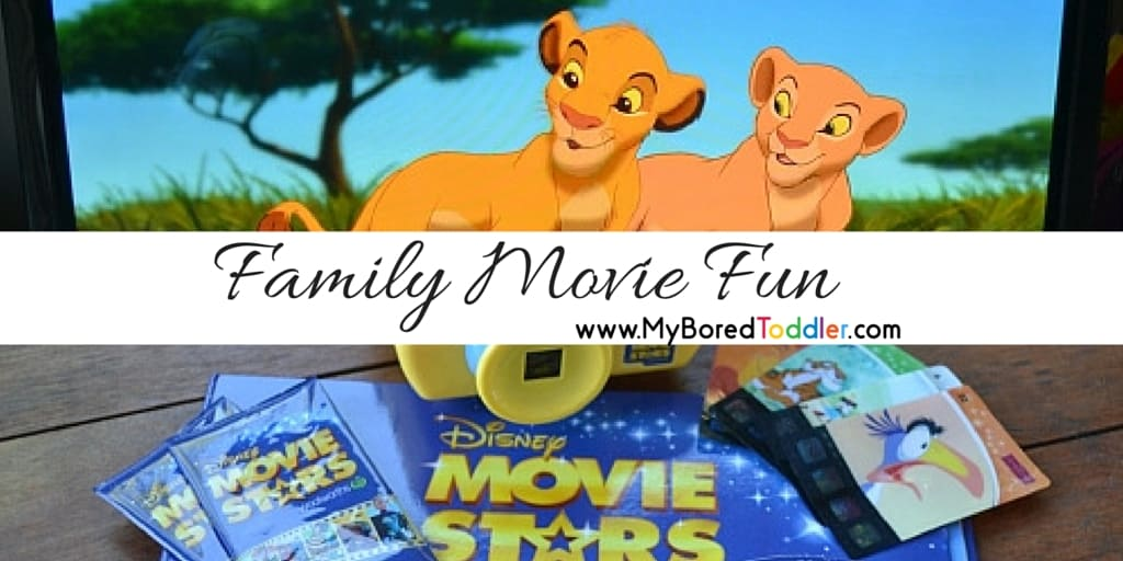 Family Movie Fun!