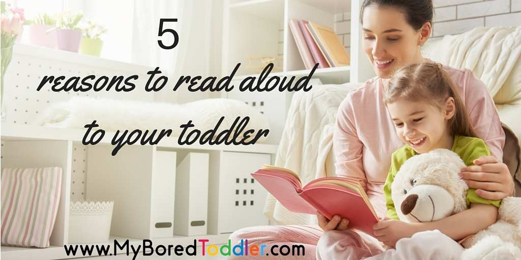5 reasons to read aloud to your toddler feature