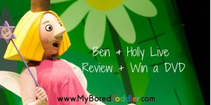 Ben & Holly Live Review + Win a DVD