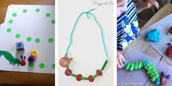 The Very Hungry Caterpillar Activities for Toddlers 3