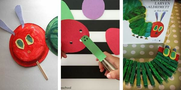 The Very Hungry Caterpillar Activities For Toddlers My Bored Toddler