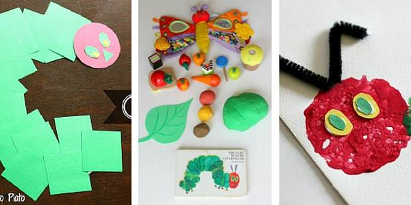 The Very Hungry Caterpillar Activities for Toddlers 6