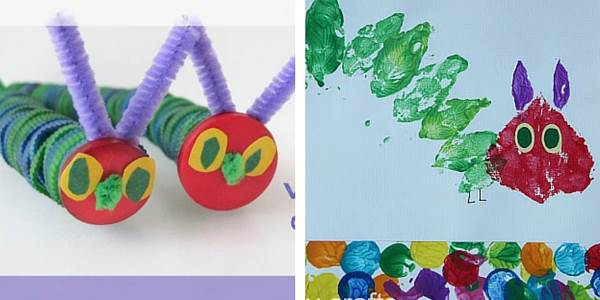the very hungry caterpillar activities for toddlers   my