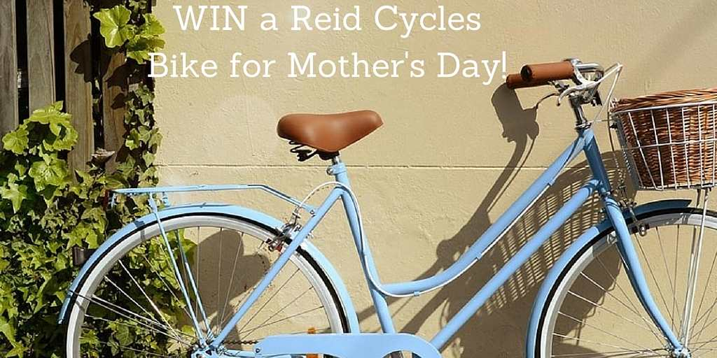 Mother's Day Giveaway – Win a bike!