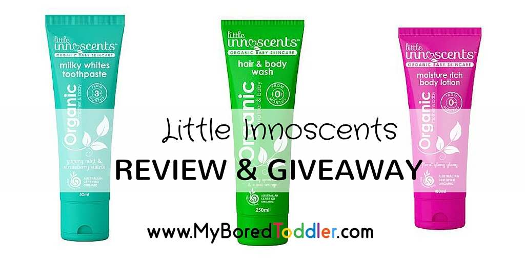 Little Innoscents Review & Giveaway