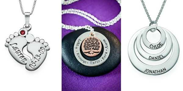 mothers day gift guide necklaces
