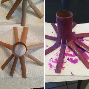 toddler craft activity octopus