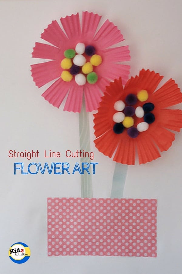 Flower-Art-for-Kindergarten