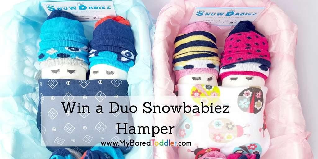 Win a Duo Snowbabiez Hamper