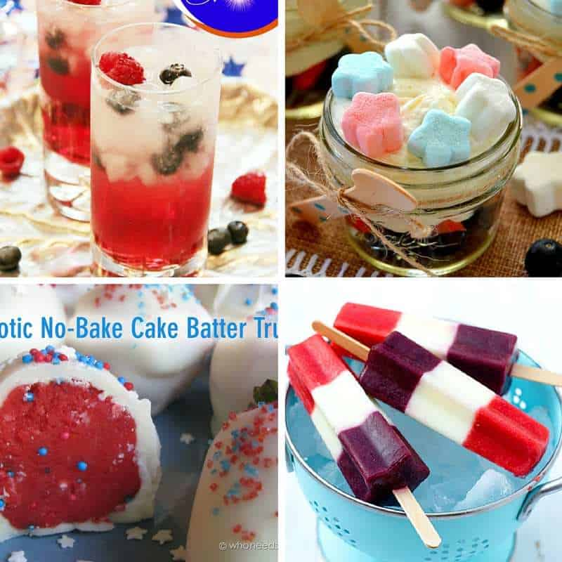 red white and blue sweets and treats 3