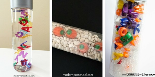 sensory bottles for toddlers 6