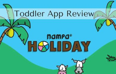 Toddler App Review Nampa Holiday feature