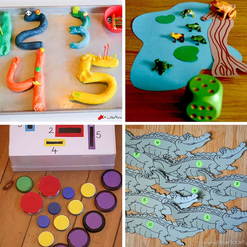 Toddler Counting Activities 3