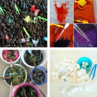 sensory bins and sensory play for toddler image 8