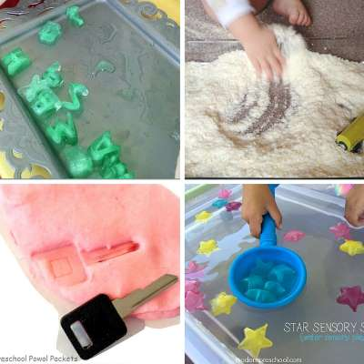 sensory bins for babies and toddlers 3