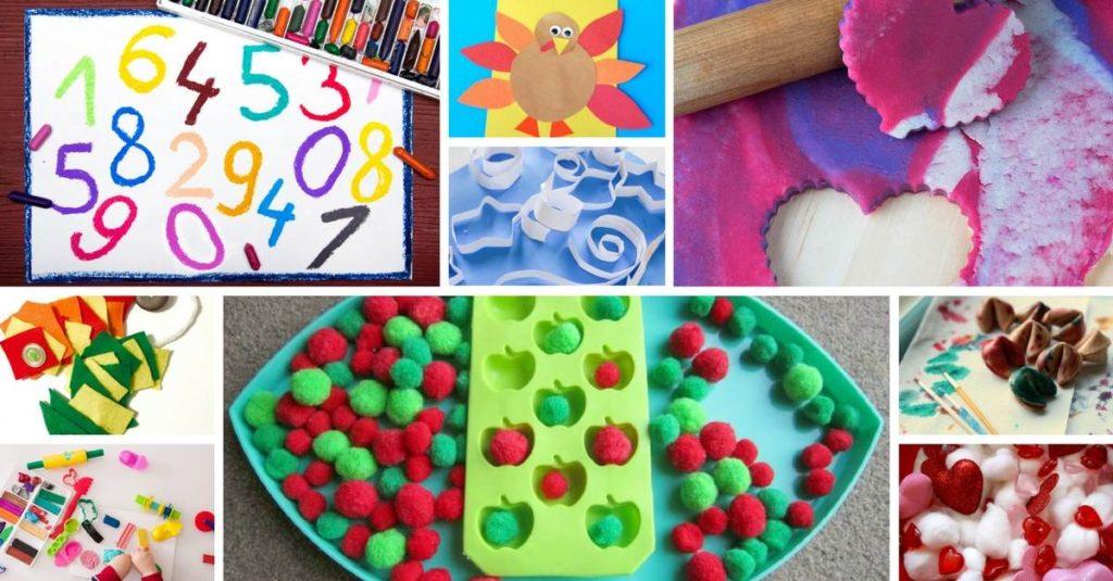 400+ Toddler Activities