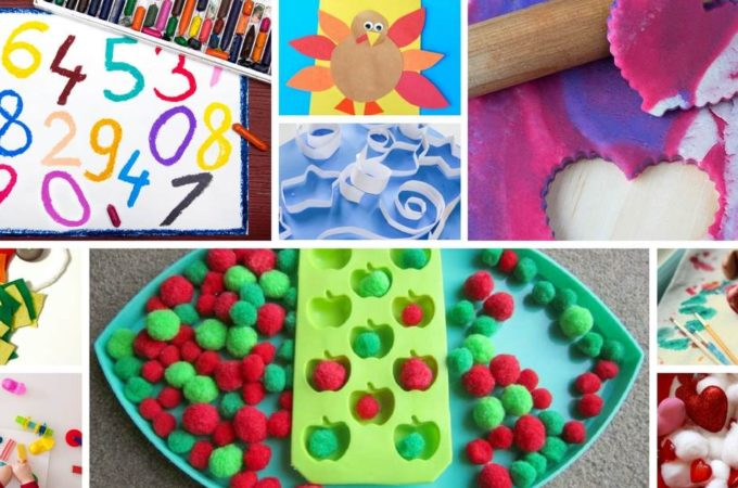 400+ Toddler Activities