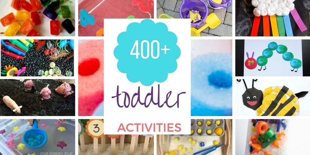 400 toddler activities and ideas feature