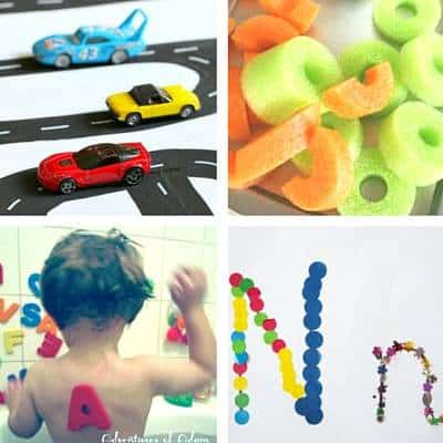 ABC Activities For Toddlers - 10a