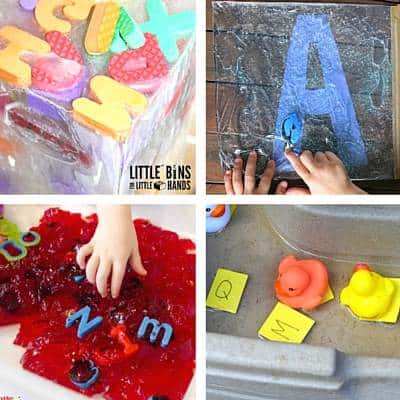 ABC Activities For Toddlers - 5a
