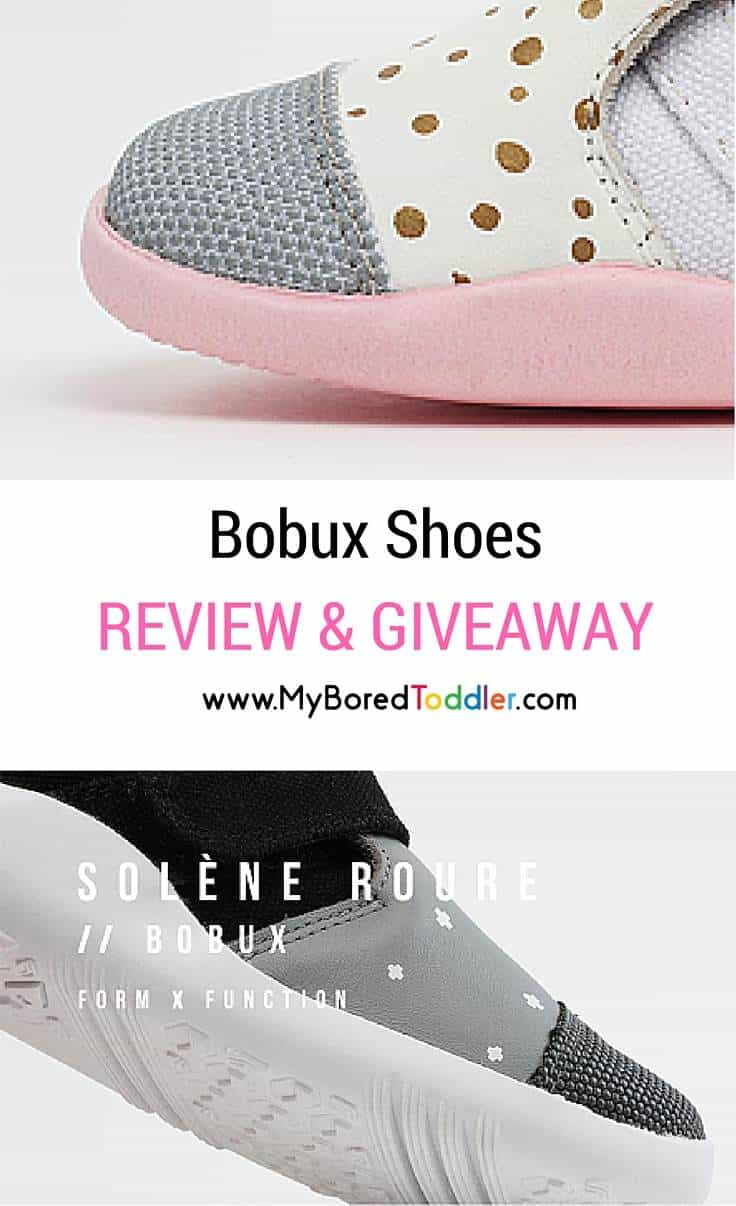 Bobux review & giveaway pinterest