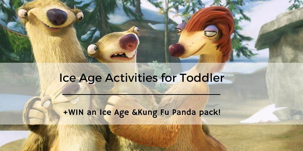 Ice Age activities feature