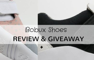bobux shoes review & giveaway feature