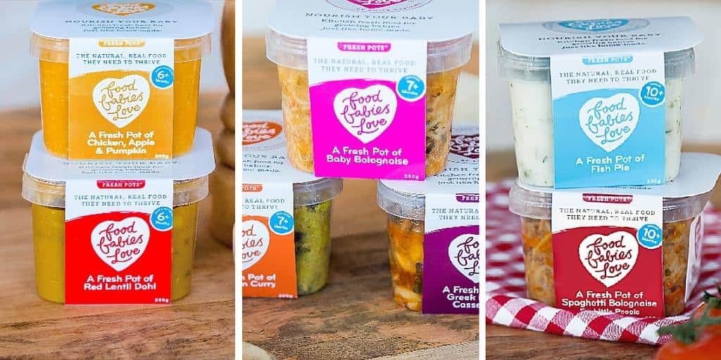 fresh pots toddler food review