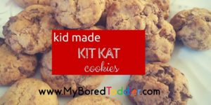 Kit Kat Cookie Recipe