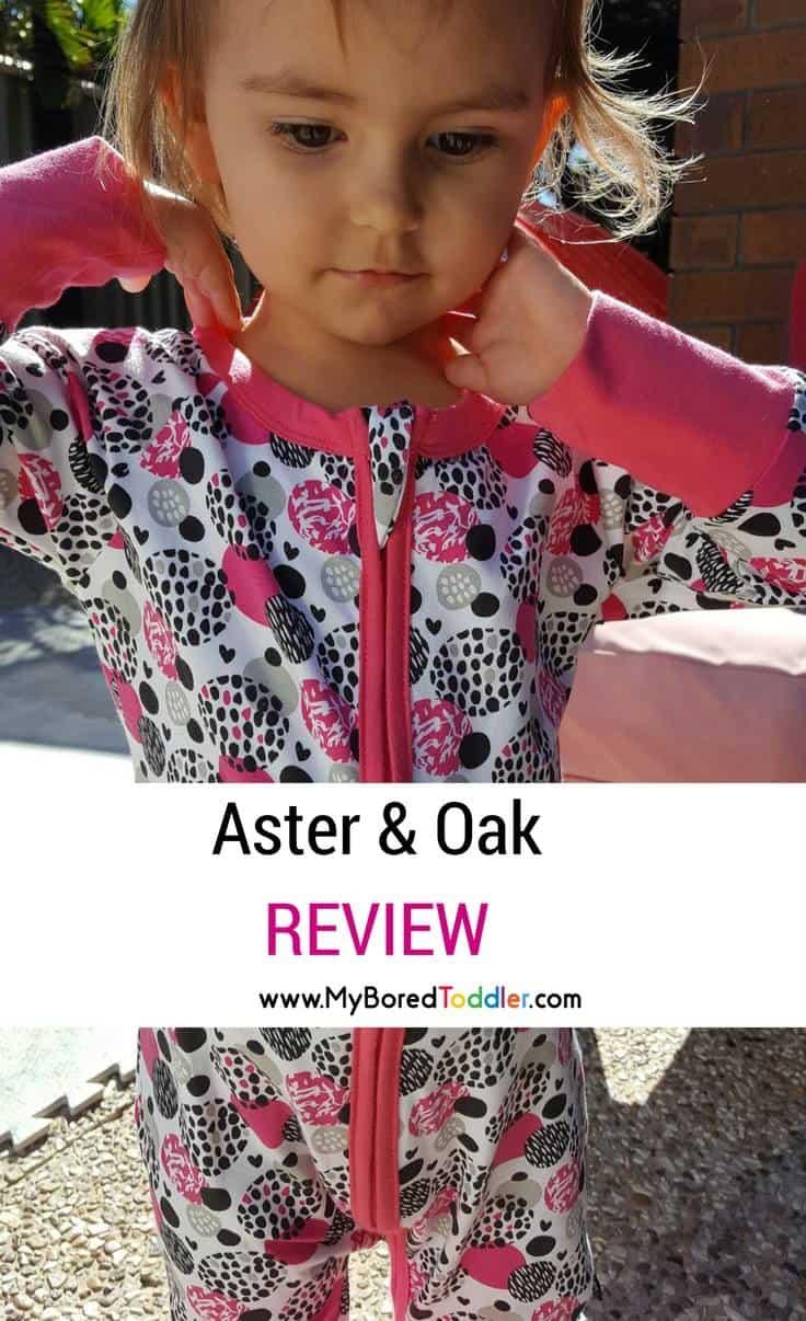 aster & oak review pinterest