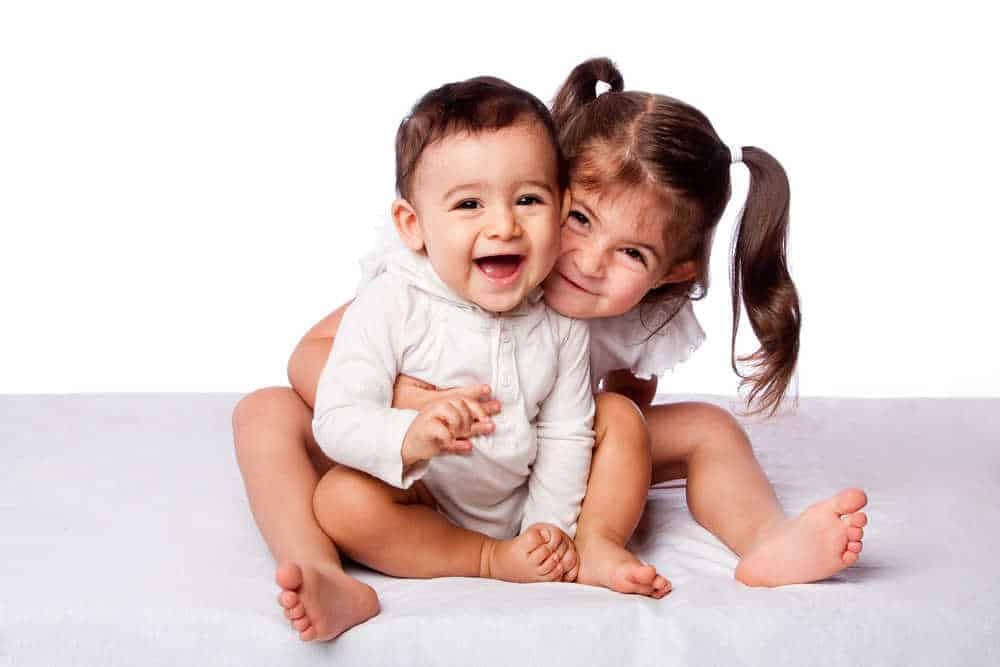 newborn and a toddler hints and tips