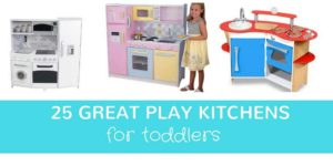 Best Play Kitchens for Toddlers