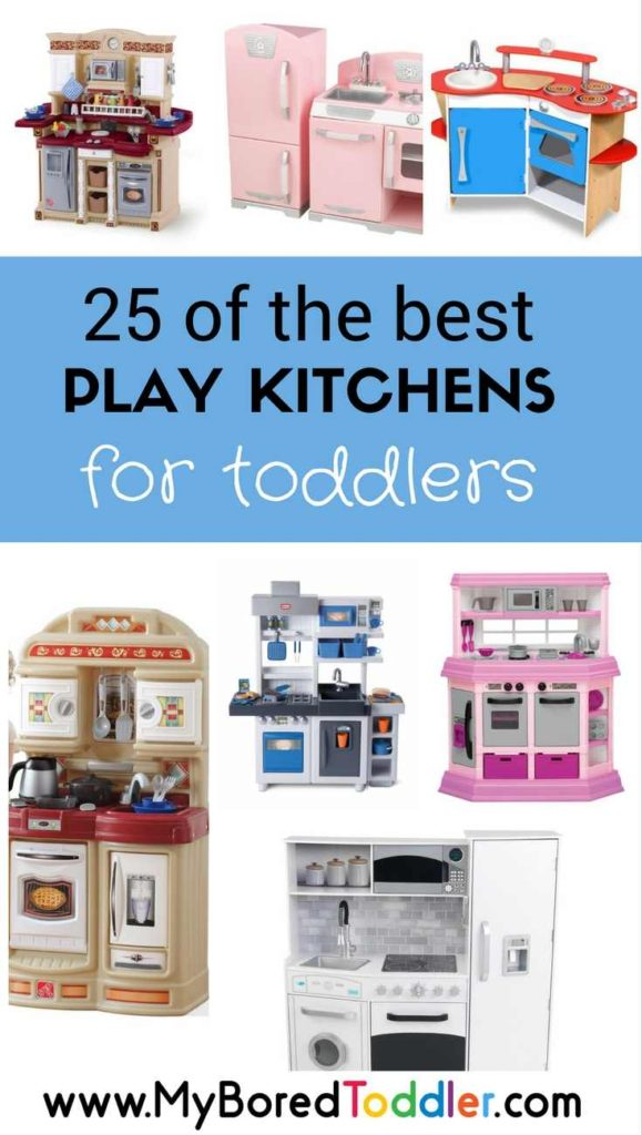 best play kitchens for toddlers - my bored toddler