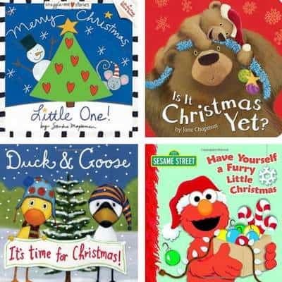 Best Toddler Christmas Books My Bored Toddler