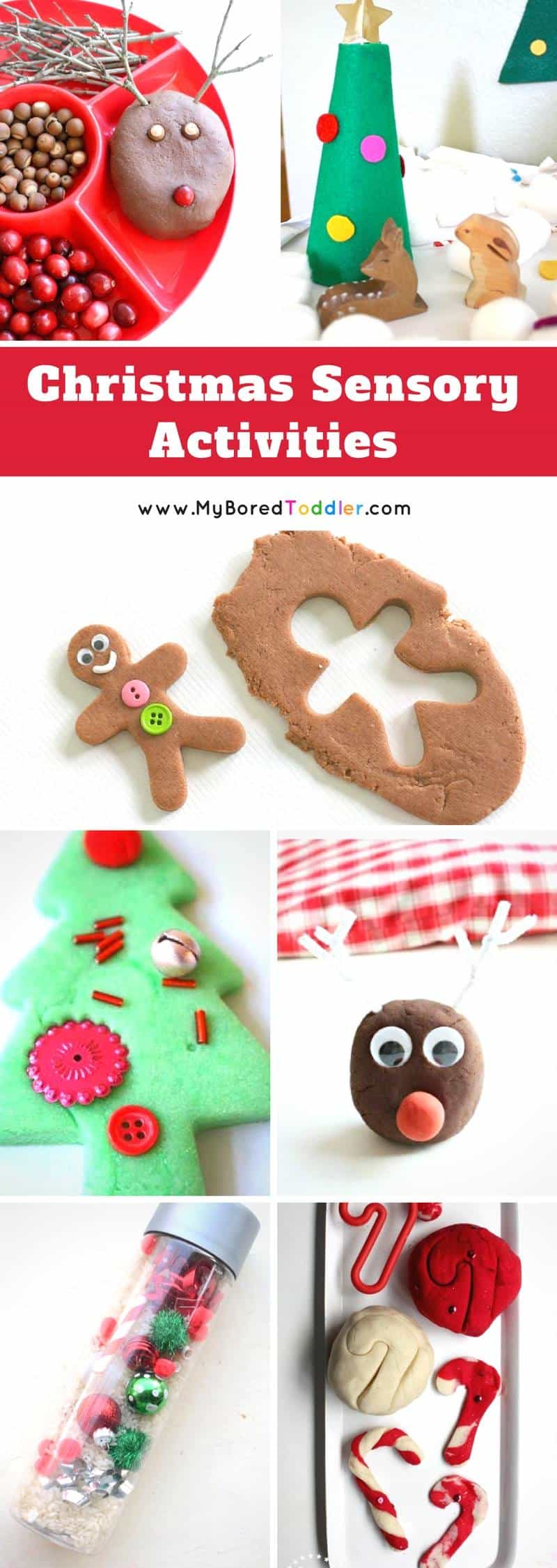 Christmas Sensory Play Ideas for Toddlers