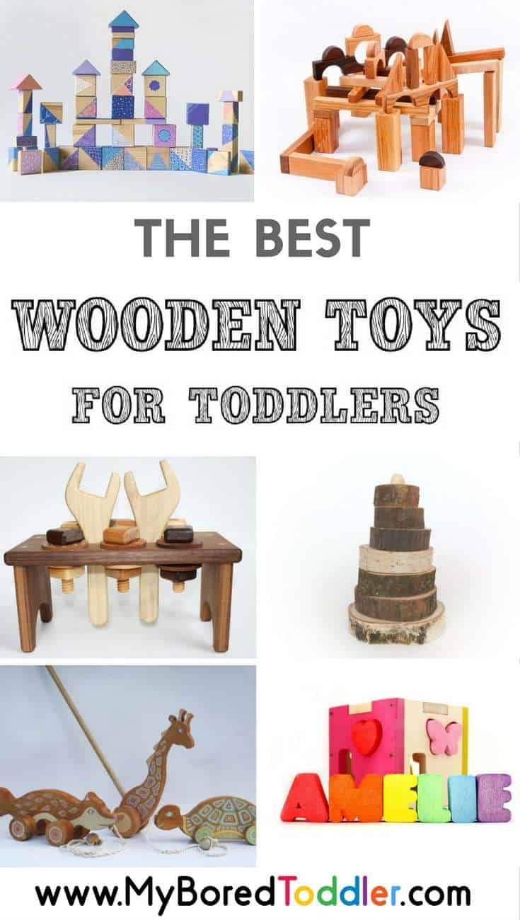 the bet wooden toys for toddlers pinterest